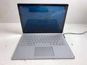"Microsoft Surface Book 13.5"" 256GB SSD   Core i5 6th Gen   8GB RAM   #G04"