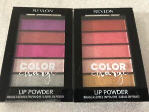 (1) Revlon Color Charge Lip Powder, You Choose