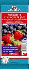 AGRONOM strawberries and blueberries FERTILIZER 150 G NPK 14-6,5-26 mineral 150g