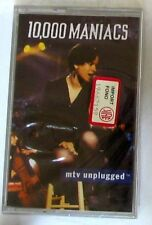 10.000 MANIACS - MYV UNPLUGGED - Musicassetta Cassette Tape MC K7 Sealed