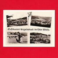 Ansichtskarte Luftkurort Engelsbach im Thür. Wald ´66