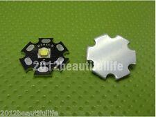 1piece Cree XM-L2 T5 3900-4500K Neutral White Led Emitter on 20mm Star