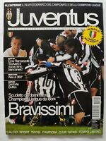 HURRA' JUVENTUS N. 5 MAGGIO 2003 VITTORIA SCUDETTO FINALE CHAMPIONS LEAGUE MILAN