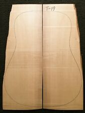 Old Growth Torrefied Appalachian Red Spruce Guitar Top Tonewood Adirondack