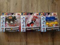 MMPR Mighty Morphin Power Rangers zord/dinozord Set - MEGAZORD