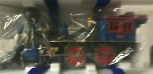 Lionel Lone Ranger Wild West 1887 Steam Locomotive & FWWR Tarantula Tender