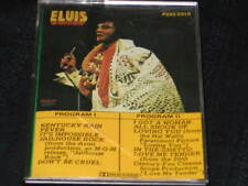 ELVIS PRESLEY PURE GOLD ORIGINAL CASSETTE TAPE MADE IN CANADA OUT OF PRINT RCA