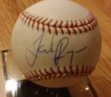 RARE JACK REYNOR TRANSFORMERS signed autograph ROMLB baseball COA JSA