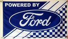 Powered by Ford B Svt Performance Flag Banner 3X5Feet