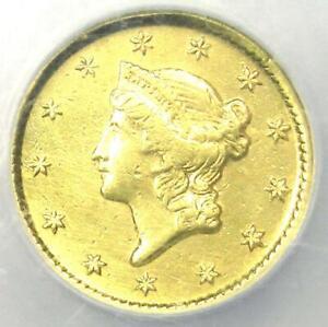 1854-D Liberty Gold Dollar G$1 Dahlonega Coin - NGC XF Details (EF) - Rare!