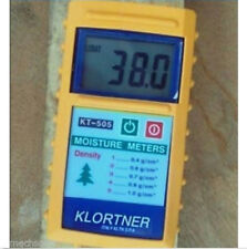 TK505 Digital Inductive Wood Moisture Meter Redwood Timber Range 0~100%