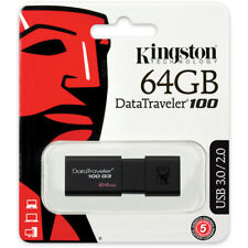 Pen Drive Kingston DataTraveler 101 G2 8gb Chiavetta USB Archiviazione Dati
