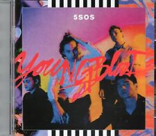 5 Seconds Of Summer (5SOS) - Youngblood (2018 CD) New