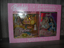 Muñeca Barbie Mini Princesas Mini Princesa Costurera Anneliese NRFB