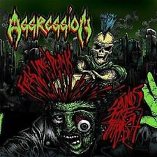 Aggression - Feels Like Punk, Sounds Like Thrash (NEW CD DIGI)