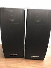 Bose 251 Black Environmental Outdoor Wall Mount Speakers