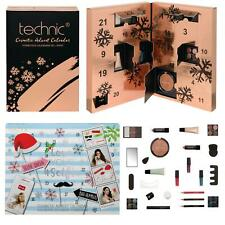 Girls Beauty Technic Cosmetic Advent Calendar Ladies Gift Filled