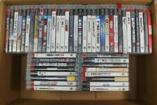 PS3 Lot of 50 PlayStation 3 Games- Skyrim, DC Universe Online, Final Fantasy XIV