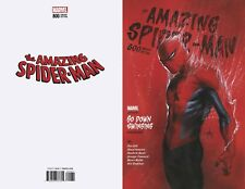 AMAZING SPIDER MAN #800 VARIANT COVER DELLOTTO 1:25 MARVEL COMICS NM HOT! (2018)