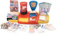 Casdon 532 Toy Post Office Shop Post Box Money Scales & Magazines Stamps NEW