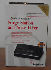 Notebook Computer Surge Station And Noise Filter