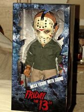 "Friday the 13th Jason Voorhees with Sound Mezco Collectible Mega Scale 15"" Doll"
