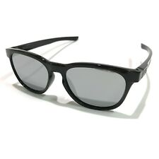 Oakley Sunglasses * Stringer 9315-08 Polished Black Chrome Iridium COD PayPal