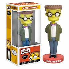 FUNKO POP SMITHERS SIMPSONS BOBBLEHEAD WACKY WOBBLER SERIES 5 2009 SDCC **NEW**