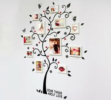 Removable Vinyl Wall Decal family tree love Sticker Home Room DIY Home Decor