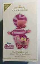 2012 Hallmark Ornament The Cheshire Cat - Disney Alice in Wonderland Limited Ed.