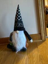 Nwt Vhtf Rae Dunn Halloween Design Styles Spooky Gnome New Fall/Halloween 2020