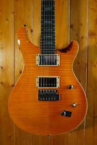 AIO W400 TRE Electric Guitar - Amber (no case)