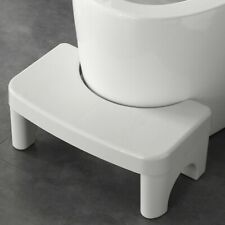 Bathroom Toilet Squatting Stool Non-slip Toilet Footstool Stools Foot Chair