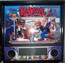 Update Flipper Mise à Jour POPEYE bally pinball ***