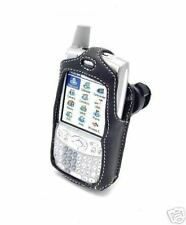 Leather Fitted Pouch Case Palm Treo 650 700wx 700w 700p