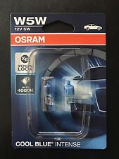 Osram W5W 2825HCBI-02B 12V 5W Cool Blue Intense 2er-Blister Standlicht **NEU!**