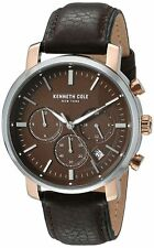 Kenneth Cole New York Men's Quartz Stainless Steel Watch KC50775003
