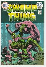 Swamp Thing #10 VF-NM 9.0 Len Wein Berni Wrightson Art DC Horror Suspense
