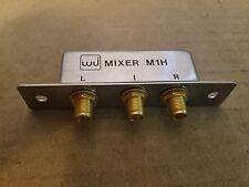 Watkins-Johnson WJ M1H Double Balanced Mixer 1.8-6.2GHz RF Microwave SMA #142042