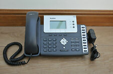 Yealink SIP T26P IP VoIP SIP Phones with UK power supply - 3CX/Asterisk