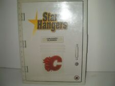NHL STAR HANGER CALGARY FLAMES 6x10 JERSEY factory sealed ( FREE SHIP/ + GIFT )