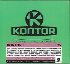 Kontor Top Of The Clubs Vol.75 von Various Artists (2017)