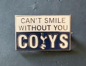 Tottenham Hotspur Spurs Football Pin Badge