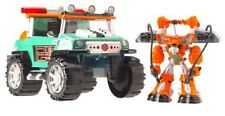 Fisher Price Rescue Heroes Robotz All Terrain Off Road Cruiser Vehicle