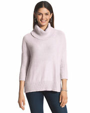 WOMEN's TOP SALE ORG $99 LAST ONE - 3/4 SLV SWEATER COWL NECK SIZE FITS MOST NWT