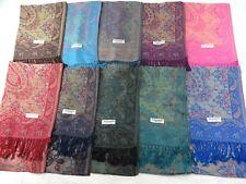 $4.5/each, 50pc wholesale dressy retro boho pashmina paisley shawl scarf paisley