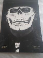 James Bond 007 Movie Poster Spectre Day Of The Dead Skull Mask