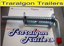 spring loaded tailgate latch fastener lock trailer large extra heavy duty  M22
