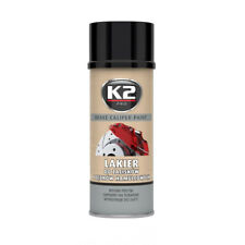 K2 Bremssattellack 400ml Spray - Schwarz Glänzend (L346CA)