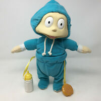 Rugrats Tommy Pickles Electronic Talking Sounds Moves Fussy Baby Doll